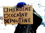 Poutine as a drug