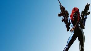 Mystique with guns