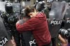 Police Hugger