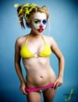 Sexy Bikini Clown