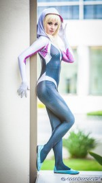 Spider-Gwen by Hendo Art