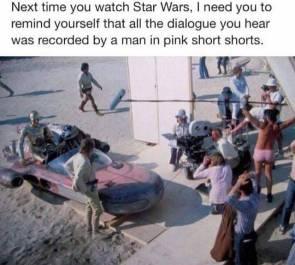 Star Wars Dialogue Recorder