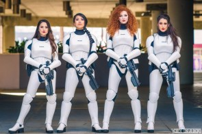 Storm Trooper Divas
