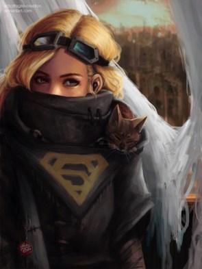 Supercat armor