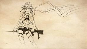 Sword Art Online – Sinon