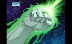 The Green lanterns are here