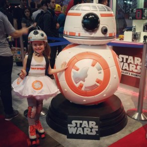 bb-8 cosplayer