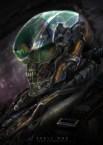 cyber skull One