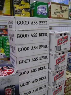 good ass-beer
