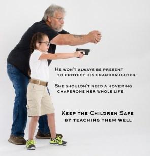 keep the children safe