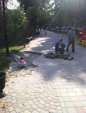 path destruction