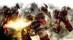 red warhammer space marines
