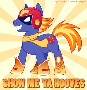 show me ya hooves