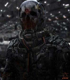 skull based robot