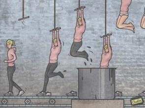 yoga pants dip