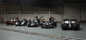 All The Batmobiles