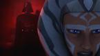 Asoka and Darth Vader