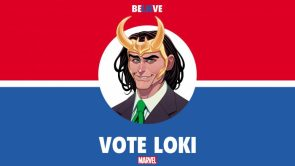 Believe – Vote Loki