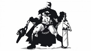 Chainsaw Batman