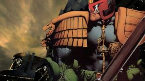Dredd is angry