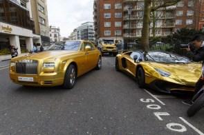Golden Vehicles