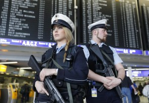 Security beefed up