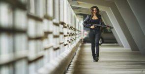 Shot gun hallway