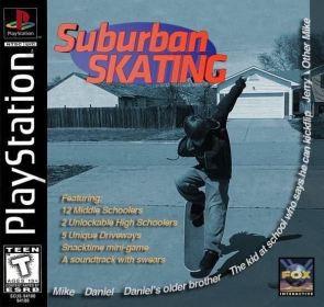 Suburban Skating
