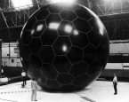 THE GRIDSPHERE (OV1-8_PASCOMSAT_Gridsphere)