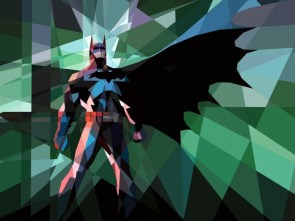 Vector Batman