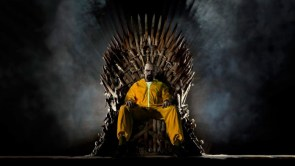 Walter on the Throne