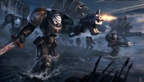 War Hammer bolters