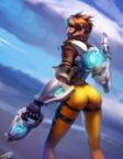 What a butt