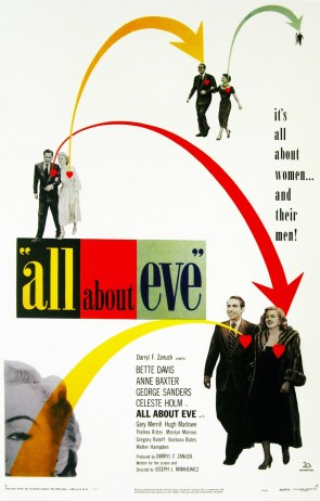 """All About Eve/Marylin Monroe – """" A graduate of the Copacabana School Of Dramtic Arts."""""""