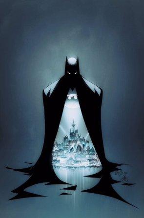 batman holds the city