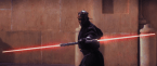 darth maul in action
