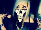 face masked
