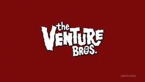 the venture bros title card