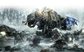 warhammer 40k titan walker