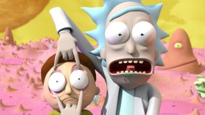 3D Rick and Morty