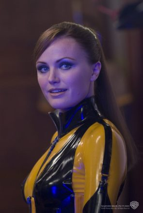 Awesome woman from the Watchmen