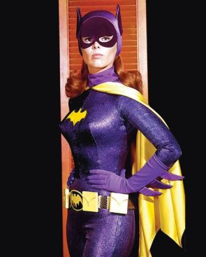 Batgirl is classic