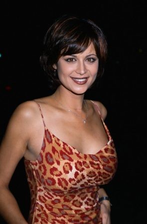 Catherine Bell – Then and Now