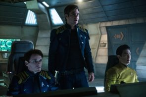 Checkof, Kirk and Sulu