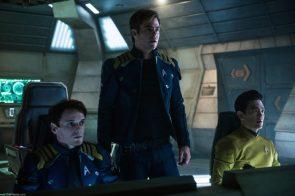 Checkof, Kirk and Sulu