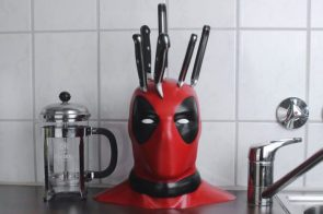 Deadpool Knifeblock