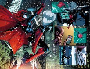 Detective Comics 934 has batwoman in it