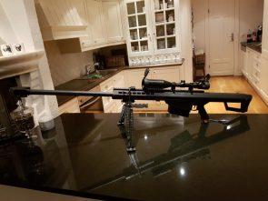 Kitchen Sniper Rifle