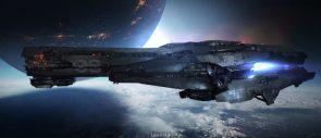 Lownine Space Ship