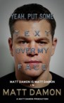 Matt Damon Movie Poster